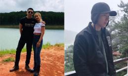 Bị Khởi My 'ép' chụp hình đăng Facebook khi đi du lịch Đà Lạt, Kelvin Khánh có cách 'chống đối' cực hài