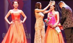 Angelina Ngô đăng quang Queen of Asia (Nữ hoàng châu Á 2019)