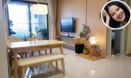 Không gian thoáng mát bên trong căn hộ mới của Hoa hậu Trần Thị Quỳnh