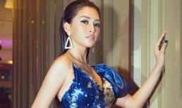 Hoa hậu Tiểu Vy đẹp như nữ thần, hào hứng khi làm giám khảo cuộc thi nhan sắc quốc tế