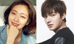 Bom tấn truyền hình của Lee Min Ho và Kim Go Eun xác nhận lên sóng, đứng sau là ê kíp cực khủng khiến fan háo hức