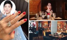 Siêu mẫu Xuân Lan tự tặng nhẫn kim cương, tổ chức sinh nhật hoành tráng để đón tuổi 41