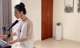 Angela Phương Trinh xúc động hát tặng mẹ nhân ngày lễ Vu Lan