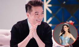 Mr Đàm tự nhận có duyên với Hoa hậu Thế giới Việt Nam 2019 - Lương Thùy Linh