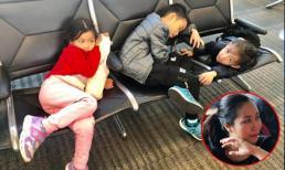 Ốc Thanh Vân gửi 3 con: 'Mẹ luôn áy náy vì nhiều lúc phải bỏ các con để đem niềm vui cho người khác'