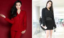 Phạm Băng Băng và 'tình địch 1 thời' Trương Hinh Dư đối lập về phong cách thời trang