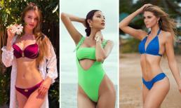 Hoàng Thùy và dàn mỹ nhân thi Miss Universe 2019 diện bikini: Ai bốc lửa hơn?
