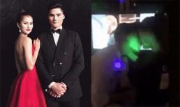 Giữa tin đồn hẹn hò, Quang Hùng và Hương Ly lộ clip hôn nhau