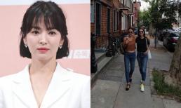Động thái mới nhất trên mạng xã hội của Song Hye Kyo sau khi chính thức thức ly hôn Song Joong Ki