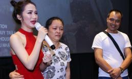 Sau khi tạm ngưng ca hát, Hòa Minzy tiết lộ: Mẹ bị đau, bố bị bệnh