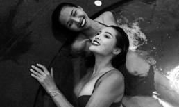 Trọn vẹn bộ ảnh đen trắng cực tình của Kỳ Duyên và Minh Triệu