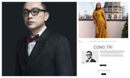 Tuần lễ Thời trang New York Fashion Week 2020 công bố Công Trí - NTK Việt duy nhất được mời trình diễn BST