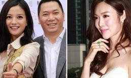 'Hoa hậu đào mỏ' từng bị Triệu Vy 'cướp bồ' khoe mang bầu lần 3, thừa nhận vỡ kế hoạch 4 năm sinh 3 lần