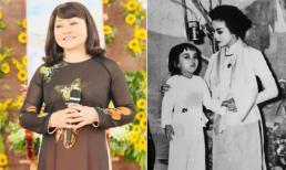 Ở độ tuổi mà các đứa trẻ khác chỉ lo ăn và chơi, danh ca Hương Lan đã đứng trên sân khấu lớn
