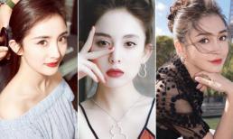 4 mỹ nhân sở hữu đôi mắt đẹp nhất showbiz Hoa ngữ: Dương Mịch phải thua 1 người, Angelababy xếp cuối