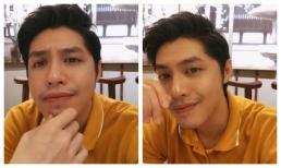 Lâu lắm mới lại xuất hiện, Noo Phước Thịnh khiến fan bấn loạn với hình ảnh để râu đầy nam tính