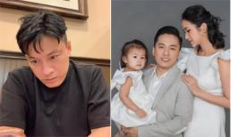 Bị vợ 'dỗi' vì chỉ nói nhớ con gái, Lam Trường có cách 'nịnh' cực ngọt