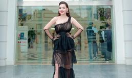 Vừa đăng quang Hoa hậu, Tuyết Nhung nhanh chóng tung ra thương hiệu son mới