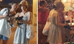 Không còn là người phụ nữ của Song Joong Ki, Song Hye Kyo mặc hở bạo du hí Pháp