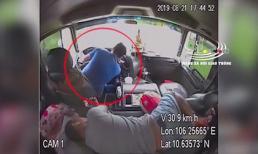 Tài xế đột quỵ trên vô lăng, phụ xe kịp đánh lái tránh tai nạn thảm khốc