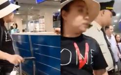 Nữ cán bộ 'dọa chạy 5 triệu tiền Facebook để nhân viên sân bay ế chồng' bị phạt 200 nghìn đồng, đề xuất cấm bay