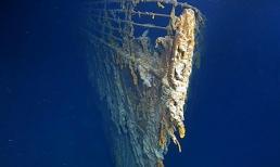 Sau 107 năm chìm dưới đại dương, xác tàu Titanic có thể biến mất vào năm 2030