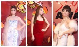 Dàn mỹ nhân Việt đình đám mỗi người một vẻ 'oanh tạc' thảm đỏ sự kiện thời trang
