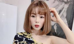 Đổi kiểu tóc, Lệ Quyên trẻ trung, khác lạ khó nhận ra