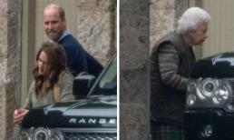 Vợ chồng Kate xuất hiện bên Nữ hoàng, Meghan và Harry 'mất mặt' sau lùm xùm ăn chơi phá hoại