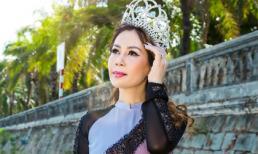 Hoa hậu Phu nhân Nina Nessa: 'Tôi thành công nhờ nghị lực vượt lên nghịch cảnh'