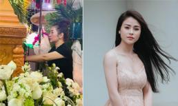 Sao Việt 25/8/2019: Thúy Nga khóc nức nở khi tiễn đưa một người thân thiết trong showbiz; Thu Trang nói về tin đồn có đại gia chống lưng