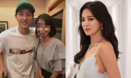 Ngay trong lần xuất hiện đầu tiên sau khi ly hôn Song Hye Kyo, Song Joong Ki đã 'cao tay' ám chỉ bị cắm sừng?