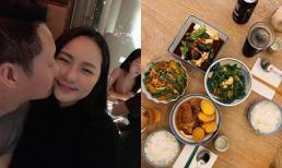 Phan Như Thảo được chồng đại gia cưng đến mức ăn cơm cũng phải lấy đúng đôi đũa yêu thích