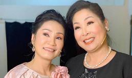 Hồng Đào khoe nhan sắc ngày càng trẻ trung sau ly hôn khiến cô bạn Hồng Vân phải hết lời khen ngợi