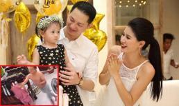 Trang Trần nhắn chồng: 'Đừng dại tung cước với mẹ con Kiến nha không lại trách sao nước biển nhân tạo cũng mặn'