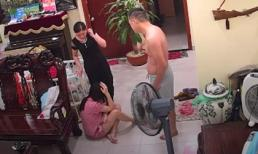 Tạm giữ Nguyễn Xuân Vinh liên quan đến vụ đánh vợ dã man