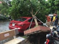 Bão số 4 tăng tốc, cảnh báo nguy cơ giông lốc, vòi rồng ở Thanh Hóa - Quảng Trị