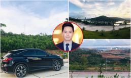 Sau rao bán xe là bán đất biệt thự, dân mạng lo cho MC Phan Anh lại bị truy 'lấy tiền cứu đói'