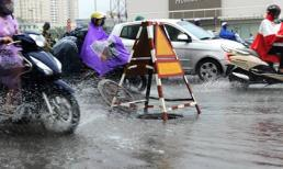 Dự báo thời tiết 29/8, nhiều tỉnh mưa to trước bão số 4
