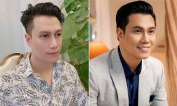 Diễn viên Việt Anh lần đầu được khen ngợi về dung mạo sau khi phẫu thuật thẩm mỹ