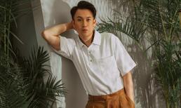 Sau khi thừa nhận từng là người thứ ba, Dương Triệu Vũ tung bộ ảnh chất như nước cất