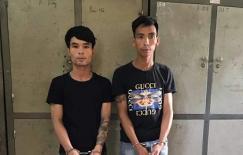 Bắt 2 kẻ trộm chó, giết người truy đuổi ở Yên Bái