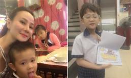 Dương Yến Ngọc nói về lí do cho con học trường công thay vì trường quốc tế