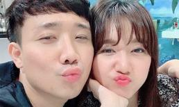 Chở Hari Won, tài xế liên tục khen Trấn Thành nhưng lại không nhận ra vợ nam danh hài