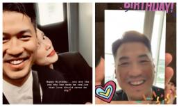 Phillip Nguyễn công khai thể hiện tình yêu với bạn gái: 'Em là người khiến anh nhận ra khi yêu đừng nên nhút nhát'
