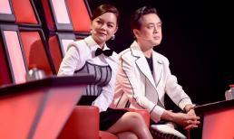 Giọng hát Việt nhí: Phạm Quỳnh Anh khóc hết nước mắt khi loại học trò trong tiết mục 'Nỗi buồn mẹ tôi - Mẹ ơi đừng bỏ con'