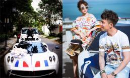 Minh Nhựa 'thay áo' cho siêu xe 80 tỷ, tiết lộ tích góp kinh nghiệm để làm đám cưới?