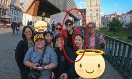 Trịnh Thăng Bình công khai ảnh chụp chung cùng bạn gái tin đồn trong chuyến du lịch Châu Âu