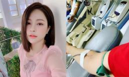 Hot girl Trâm Anh chia sẻ ẩn ý sau 4 tháng 'mất tích': 'Đôi khi câu nói bâng quơ lại cứu sống một con người'