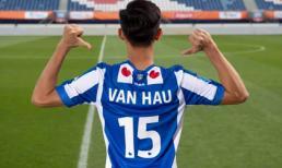Video Đoàn Văn Hậu ra mắt chính thức CLB SC Heerenveen 'gây bão' mạng xã hội